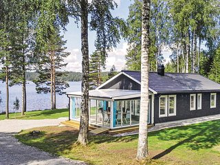 Nice home in Årjäng w/ WiFi and 3 Bedrooms (S45437)
