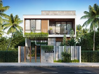 REFRESH 3BR PRIVATE POOL VILLA NEAR BEACH 100M