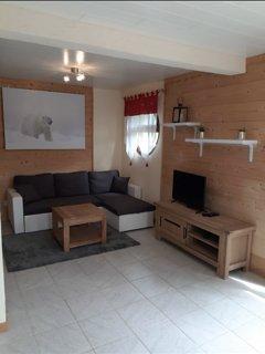 Appartement au calme dans un chalet