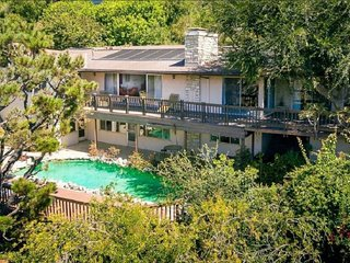 Multi Million $ Villa in Bel Air with Views & Pool. Large & Sunny.