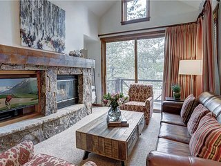 Premier Lodging in Breckenridge Conveniently Located on Main St.- Pool /Hot Tub
