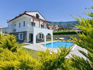 Villa AMORE - Oludeniz'de 4 Yatak OdalI Ozel - Hisaronu