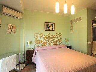 Main bedroom with en-suite bathroom (king bed)