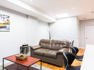 ♥BROOKLYN Private Master Bath | Express Train+Free Parking☆