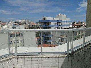 Linda Cobertura Duplex Renovada e Ampla - CBF001