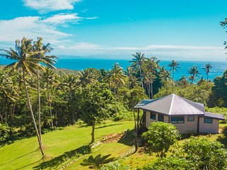 Private and secluded vacation rental with oceanview