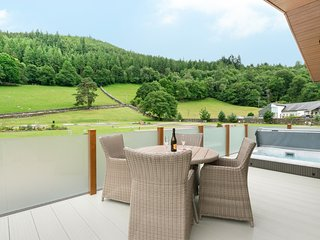 Llyn Dinas Lodge