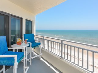 The Flip Flop Spot NSB DIRECT OCEAN FRONT, NO DRIVE BEACH