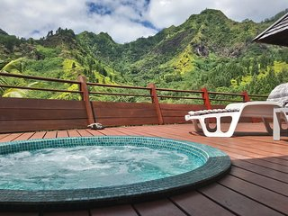 Legends Resort Moorea 6pax Océan de verdure