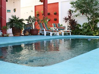 Beautiful B&B just steps from the best beach in Nayarit