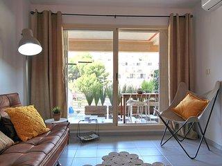 Precioso apartamento en planta baja, terraza y vistas