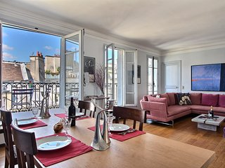 Atypical 2 BD Duplex in Saint Germain des Pres