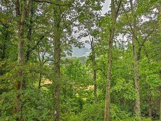 Chalet w/ Deck, Mtn Views, Trout Pond in Dillard!