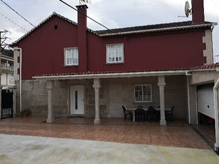 CASA RIVAS. Vivienda de uso turístico en Ardán-Marín (Rías Baixas)
