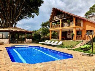 Casa Isabela en Lago Calima