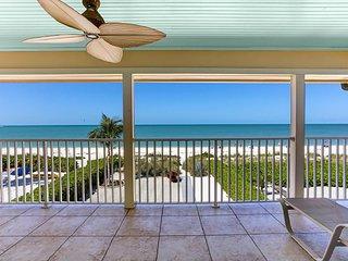 Beachfront Family Getaway on Gulf of Mexico | 5-Bedroom & 4.5 Bath | Sleeps 10