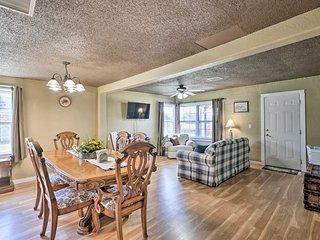 NEW! 'Cobblestone Cottage' 10 Mi to Pomme de Terre