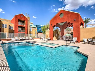 NEW! Tempting Tempe Condo w/ Pool -Walk to Campus!