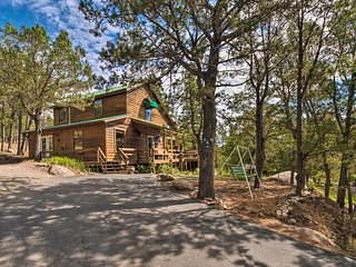 Alto Home w/ Mtn Views ~15 Mi to Ski Apache!