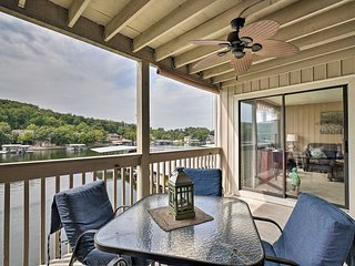 Osage Beach Waterfront Condo w/ Amenities!