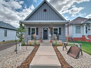 Downtown Laramie Home, Walk to the University