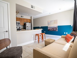 Chic 1BR Apartment in San Diego by WanderJaunt