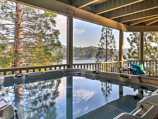 Gorgeous Lake Arrowhead House w/ Panoramic Views!