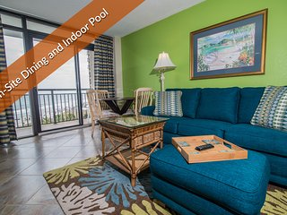 Sierra's Oceanfront Family Fun!! Free Wi-Fi. Indoor Game Room. Lazy River!!