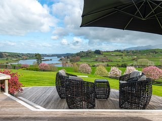 Lakeview Lodge Karapiro The Huntington