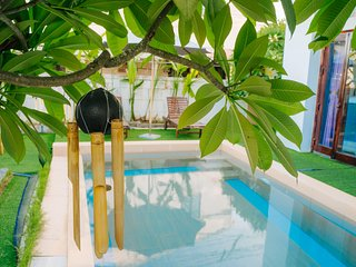 4 BED ROOM VILLA WITH BIG SWIMMING POOL