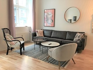 Amazing 3-Bedroom Apartment in the trendy area of Copenhagen Vesterbro