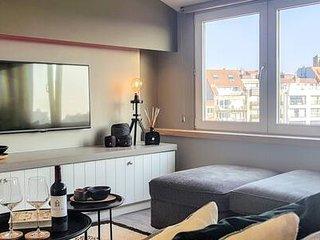 Moderne studio op toplocatie 200 meter van het Rubensplein/Zeedijk