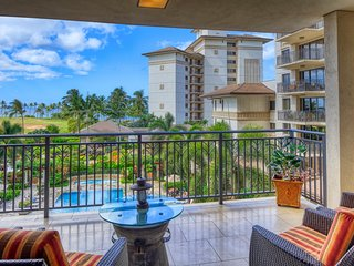 Villa O-403 Cozy Ocean View Beach