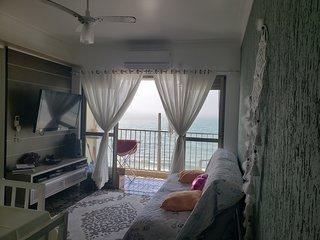Apartamento 2 habitaciones Vista al Mar con Piscina