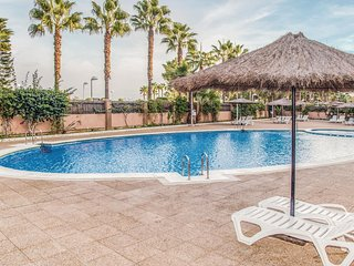 Nice apartment in Oropesa del Mar w/ WiFi, Outdoor swimming pool and 2 Bedrooms