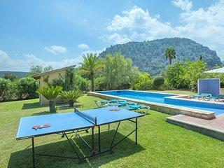 Disfruta en Villa Romeu a Poca Distancia del Casco Antiguo