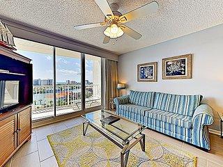 New Listing! Terrace at Pelican Beach Condo w/ 2 Pools, Lake & Gulf Views