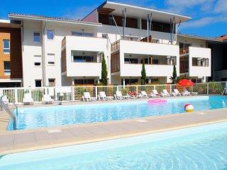 Appartement Abordable avec Sauna Gratuite + Accès Piscine | 250m de la Plage