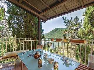 Awesome home in Piediluco w/ WiFi and 2 Bedrooms