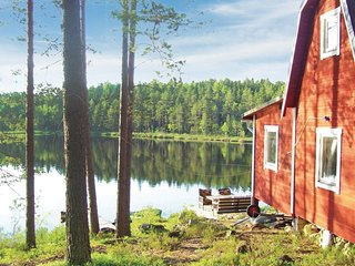 Nice home in Falun w/ Sauna and 2 Bedrooms