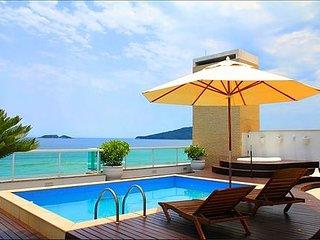 Apartamento de Cobertura de Frente para o mar - Praia dos Ingleses Florianópolis