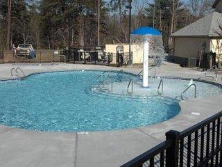 Indoor and Outdoor Pool - Convenient Location