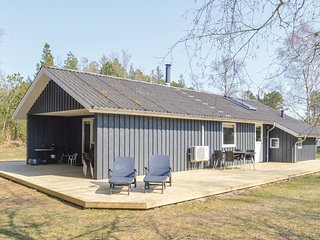Nice home in Ålbæk w/ WiFi and 3 Bedrooms (A17648)