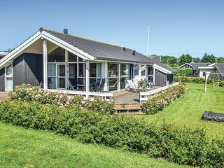 Nice home in Sydals w/ Sauna, WiFi and 3 Bedrooms (F09022)