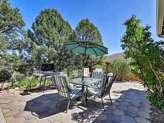 Charming Home ~3 Mi to Prescott Natl Forest!