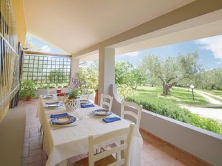 Nice home in Tuscania w/ WiFi and 4 Bedrooms