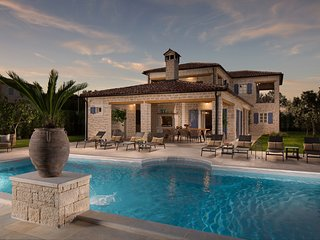 Villa Elli - luxury villas with sport and ECO resort