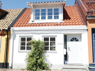 Beautiful home in Ystad w/ WiFi and 1 Bedrooms