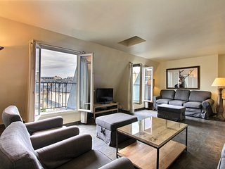 INSURANCE INCL. 1 BD AC apartment in Saint Lazare