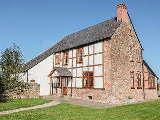 BOLSTONE COURT, detached farmhouse renovation, feature beams, inglenook